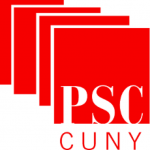 Site icon for The Graduate Center chapter of the Professional Staff Congress (PSC)